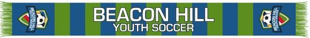 Beacon Hill Youth Soccer banner